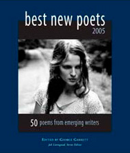 Cover of Best New Poets 2005